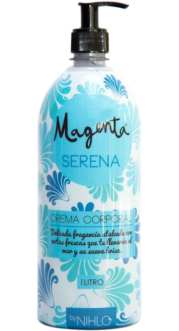 Crema Corporal 1 litro Serena
