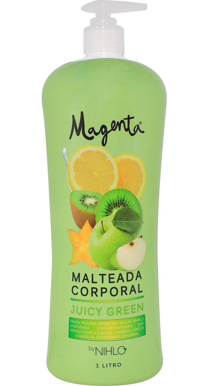 Malteada Corporal Juicy Green 1 litro