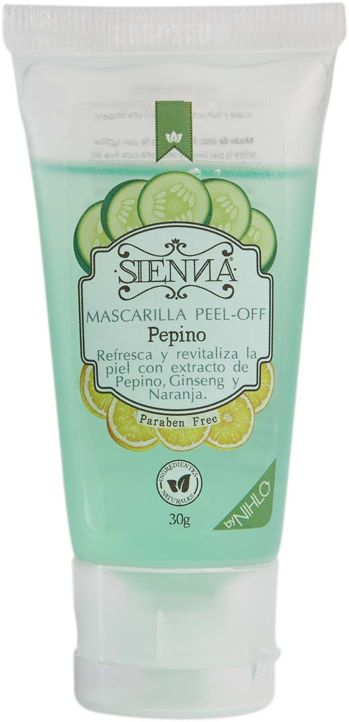 Mascarilla pepino Sienna 30gr
