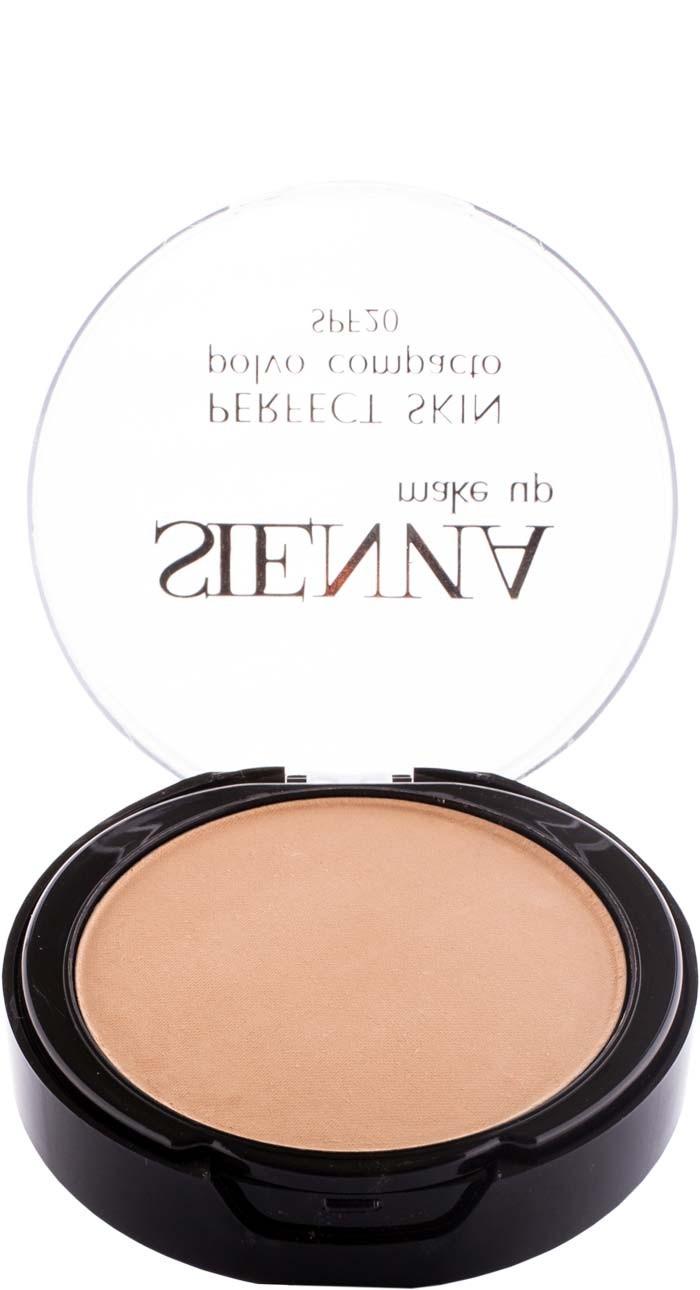 Polvo Compacto Almond 13g Sienna Makeup
