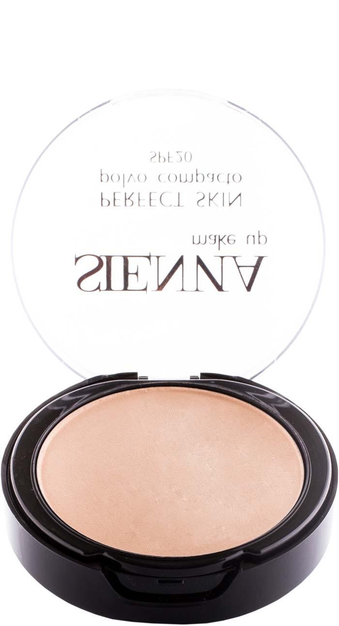 Polvo Compacto Nude 13g Sienna Makeup