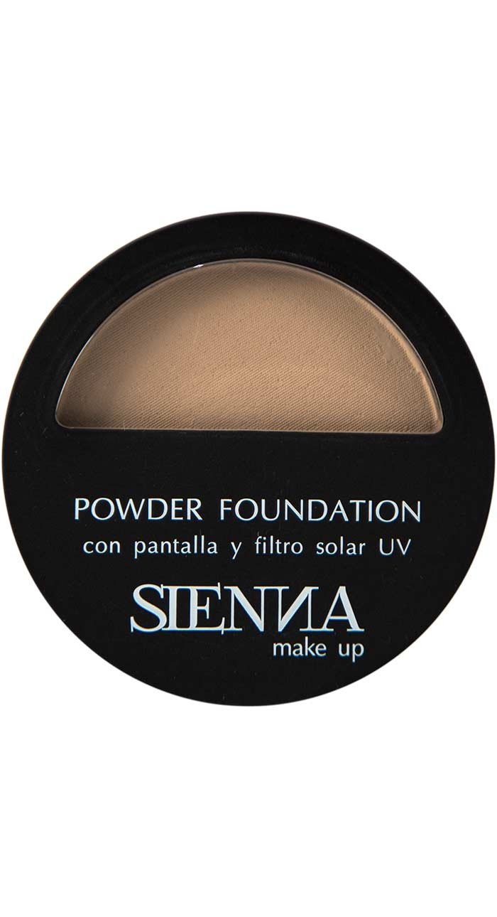Polvo Compacto Sienna Makeup Nude