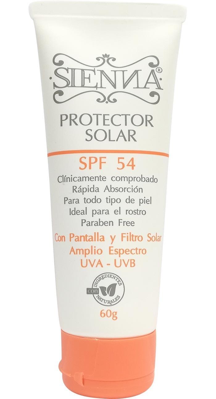 Protector Solar SFP 54
