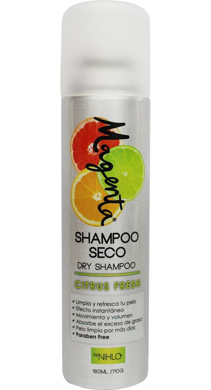 Shampoo Seco Magenta 160ml