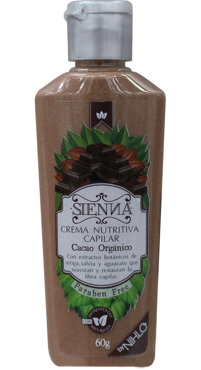 Crema Capilar Cacao Orgánico 60g