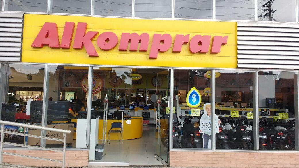 Alkomprar Centro Comercial San Nicolás (Rionegro)