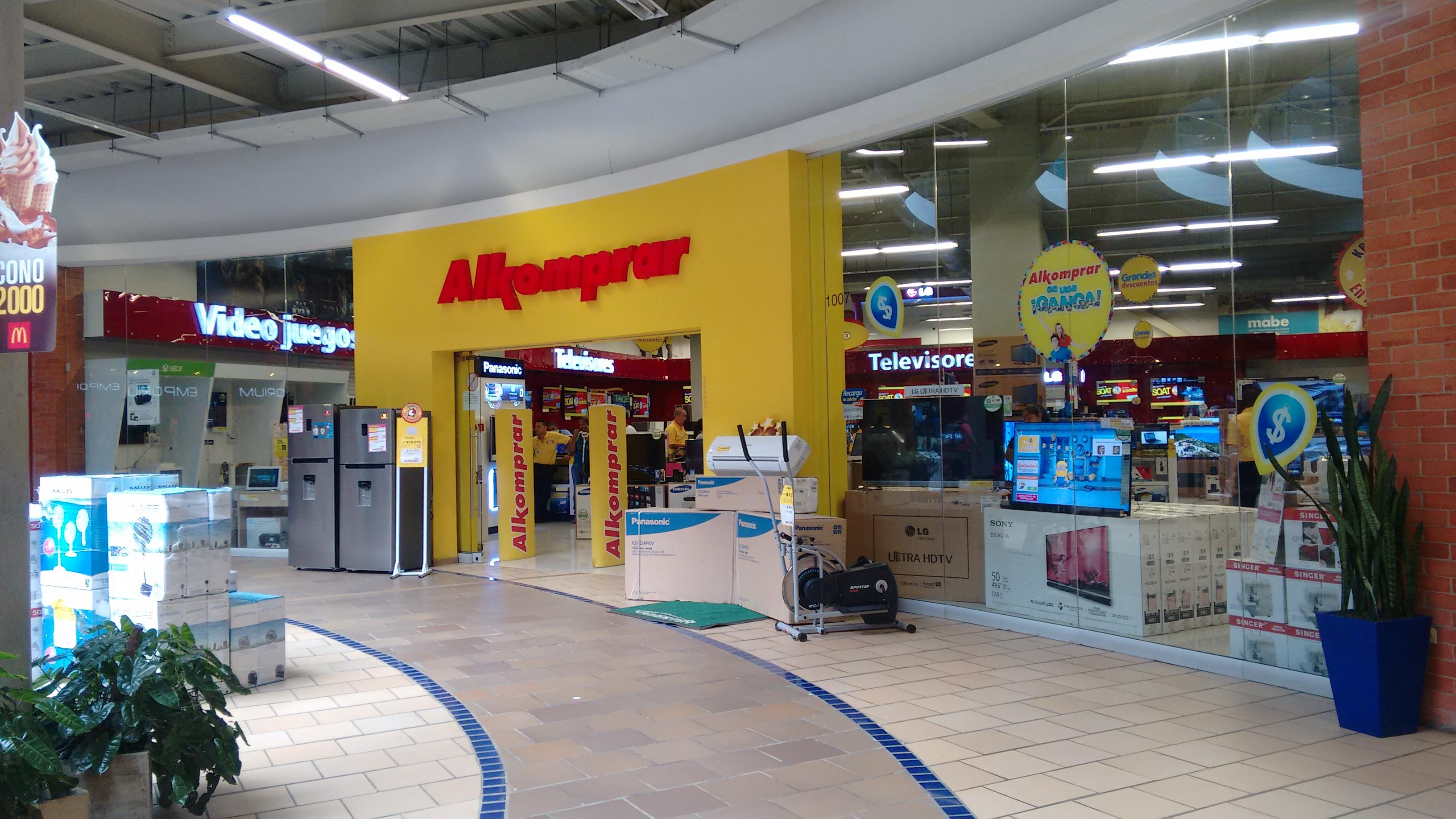 Alkomprar Centro Comercial Único (Cali)