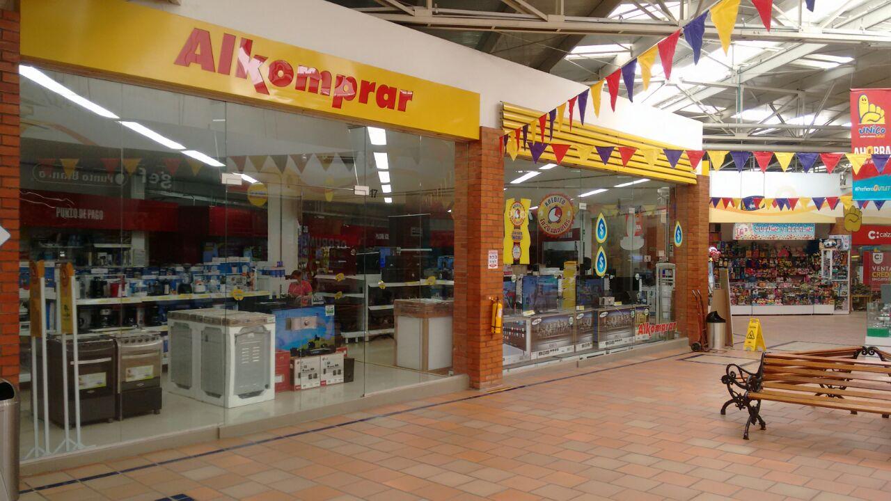 Alkomprar Centro Comercial Único Pereira