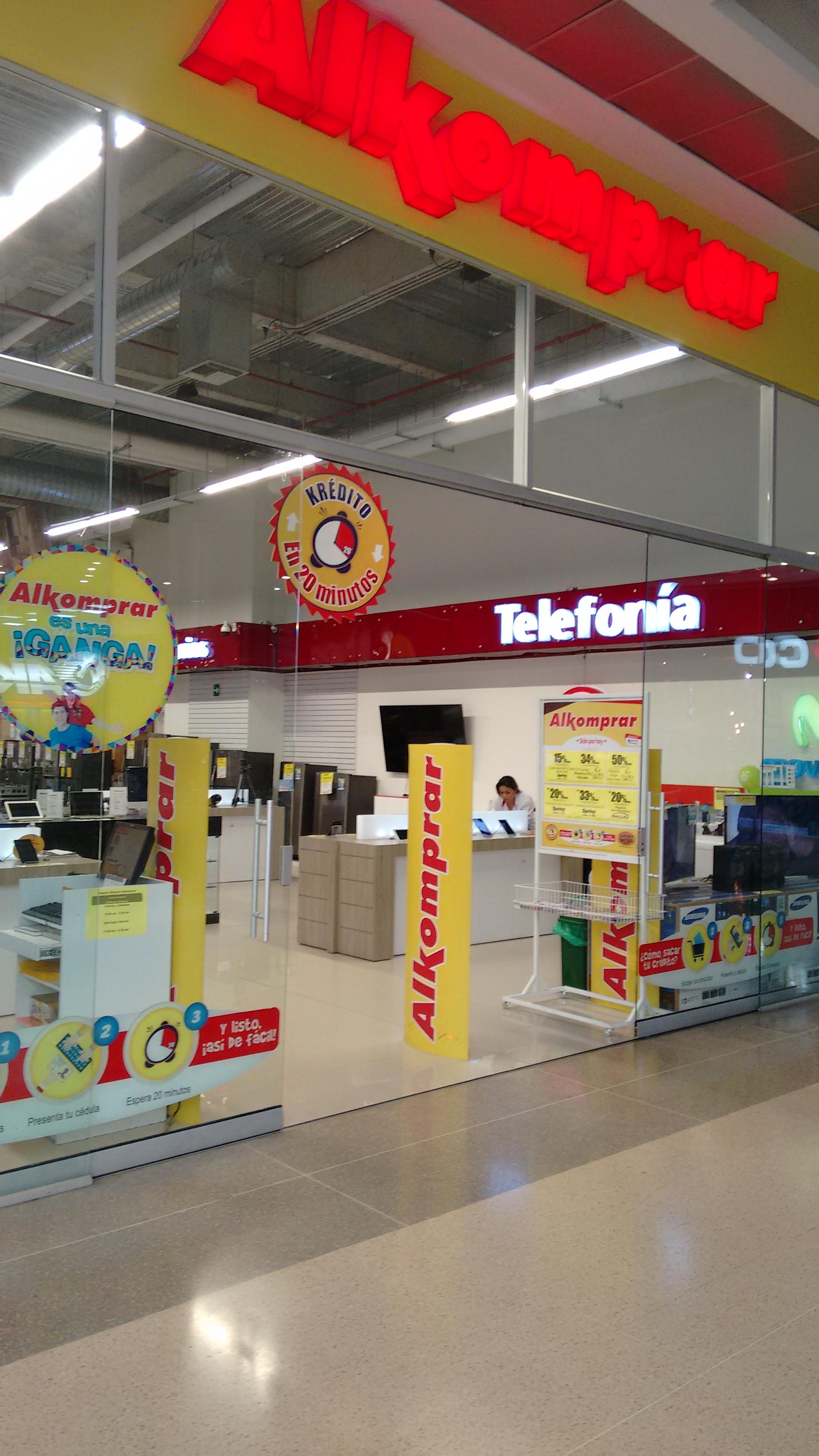 Alkomprar Centro Comercial La Estación (Ibagué)