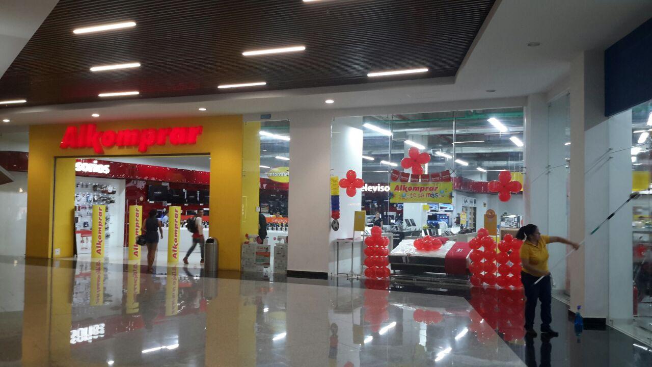 Alkomprar Centro Comercial de la Cuesta