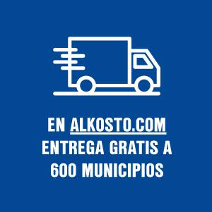 Envío gratis a más de 600 municipios