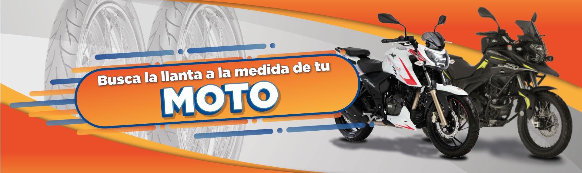 llantas moto