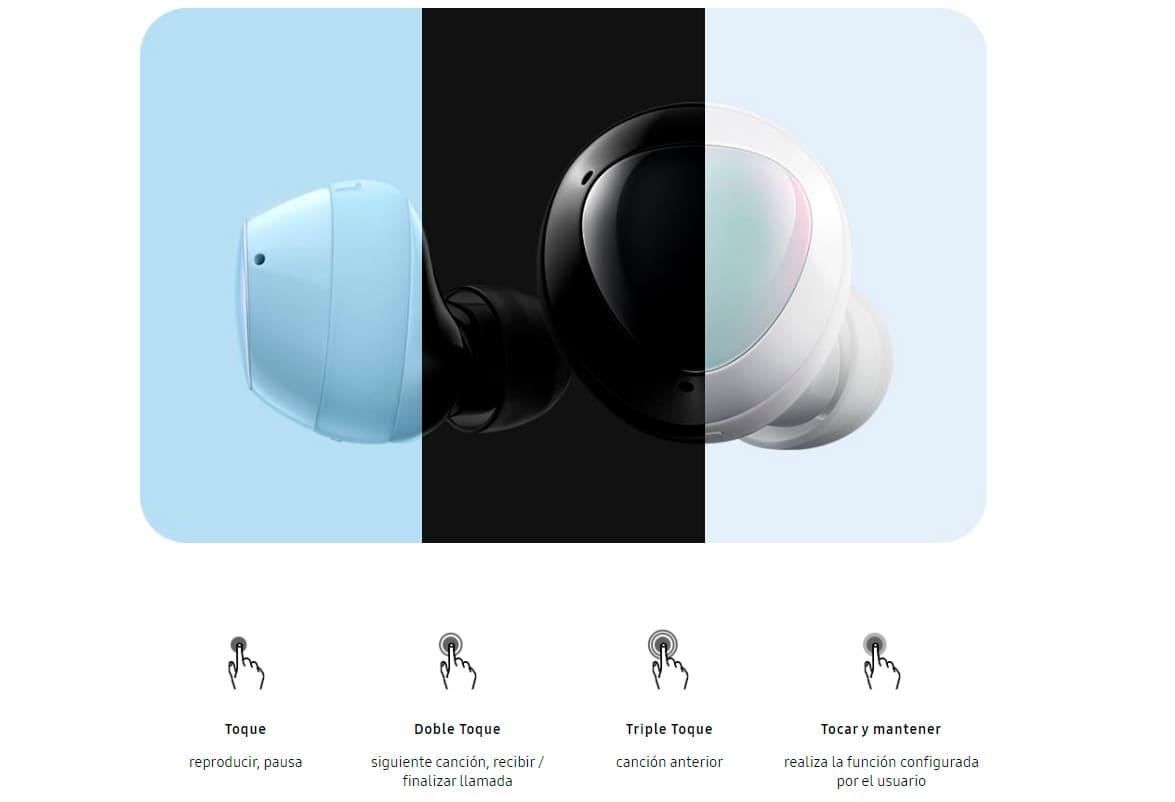 Galaxy Busd+ Samsung Alkosto
