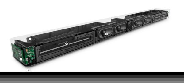Barra de sonido Bose Alkosto