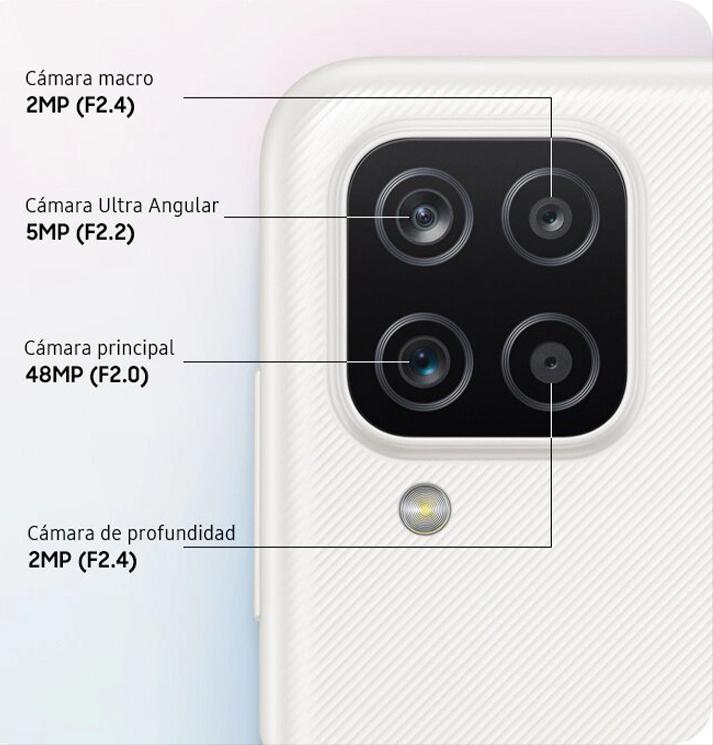 Galaxy A12 Samsung Alkosto