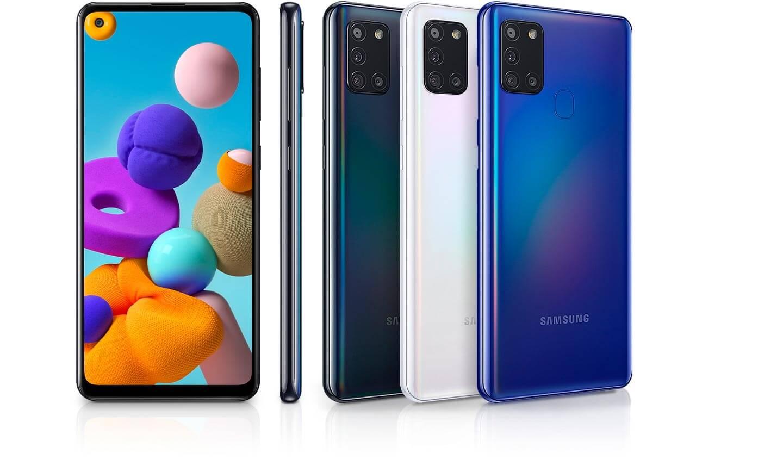 Galaxy A21s Samsung Alkosto