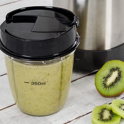 Receta Kalley para batido de kiwi manzana y pera