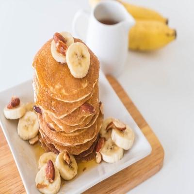 Receta Kalley para pancakes