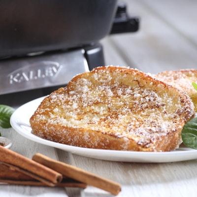 Receta Kalley para tostadas francesas