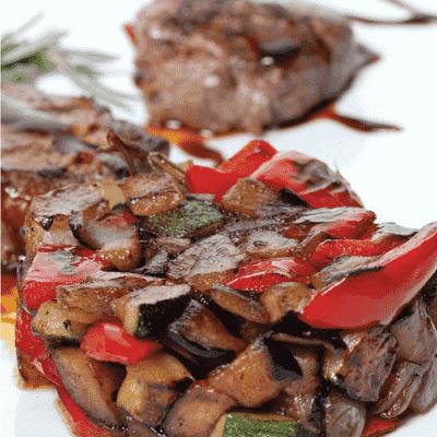 Receta Kalley para vegetales rostizados