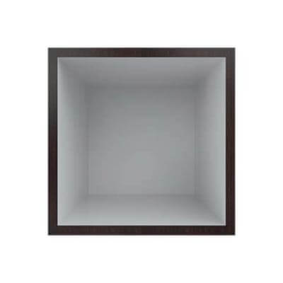 Interior Blanco de Closet