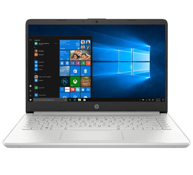 Portátil HP 14-dq1005la
