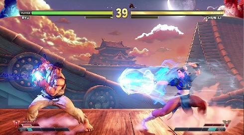 Yuri: Street Fighter character