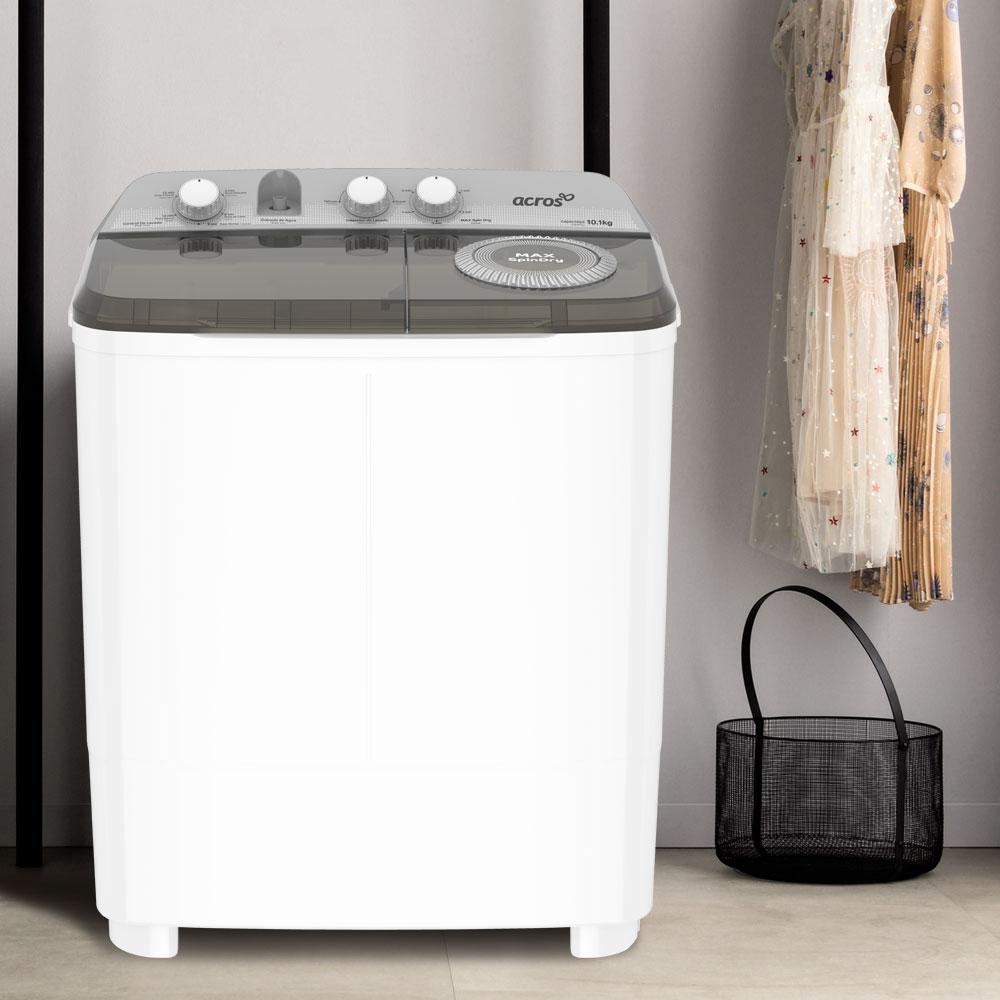Lavar más fácil y rápido además de prendas secas un 50% más.
