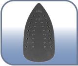 Plancha con suela Antiadherente