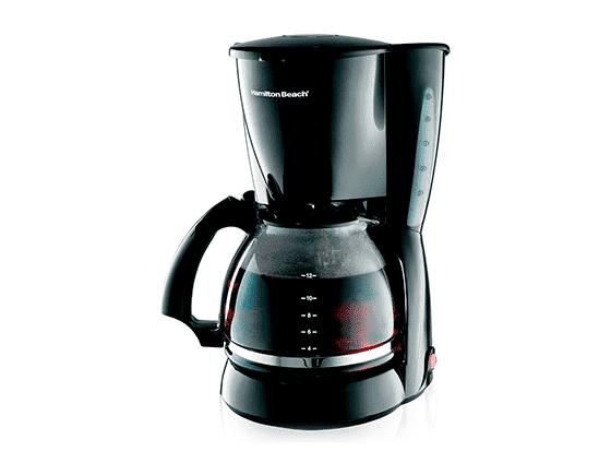 Cafetera capacidad 12 tazas