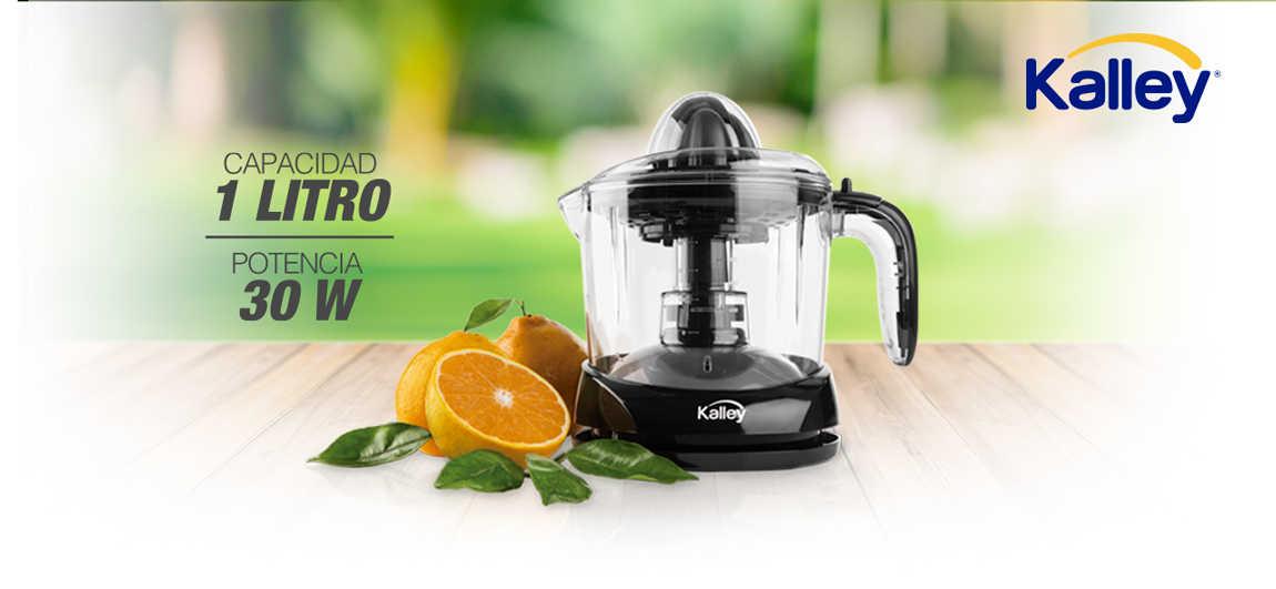 Exprimidor KALLEY Negro K-J200 Alkosto Tienda Online