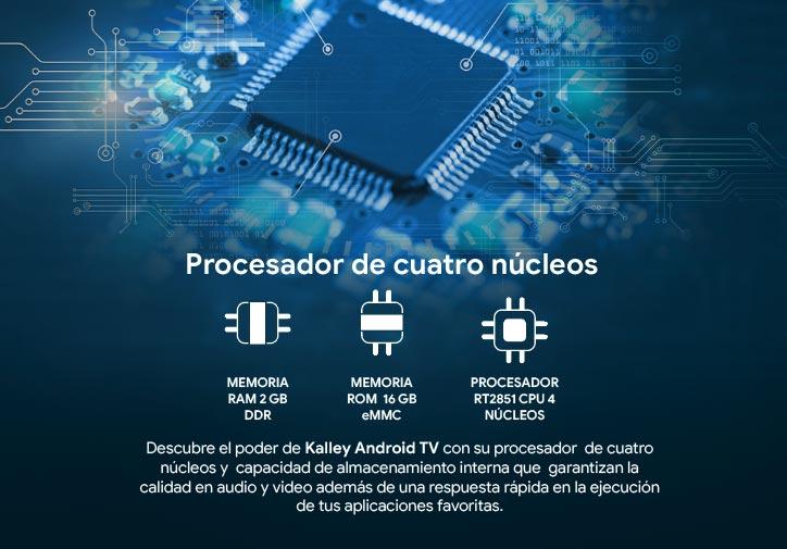 Procesador 4 nucleos