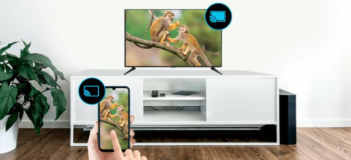 Tecnología                                                 inalámbrica Wireless Display