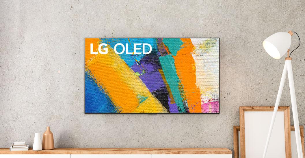 Televisor OLED LG GX