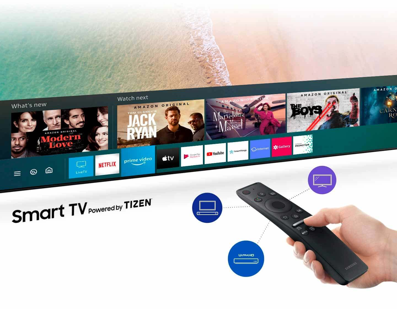 Televisor TU8000 Samsung Alkosto